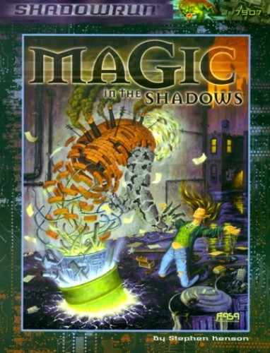 Magic in the Shadows By Fasa Corporation