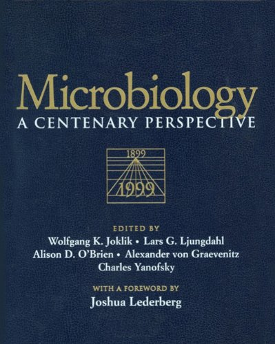 Microbiology By Wolfgang K Joklik