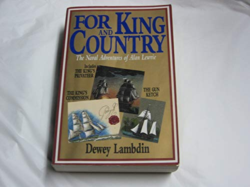 For-King-and-Country-The-Naval-Adventures-of-Ala-by-Lambdin-Dewey-Paperback