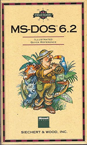 A Field Guide to MS-DOS Commands By Microsoft Press