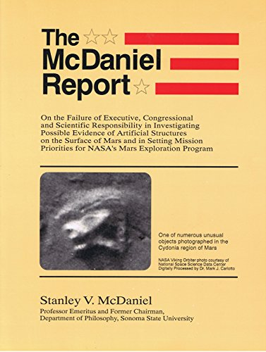 The McDaniel Report By Stanley V. McDaniel
