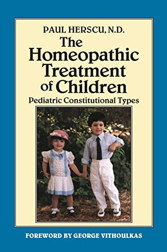 Homeopathic Treat. Children By Paul Herscu
