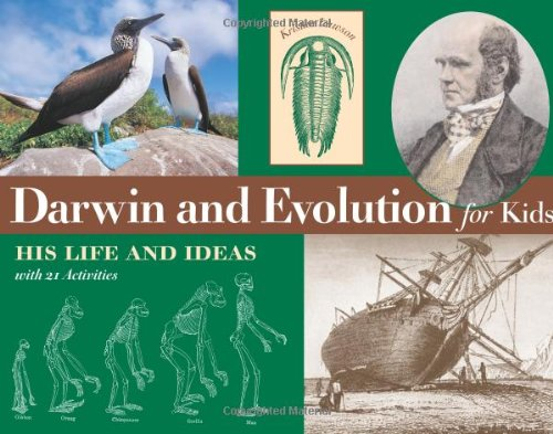 Darwin and Evolution for Kids By Kristan Lawson