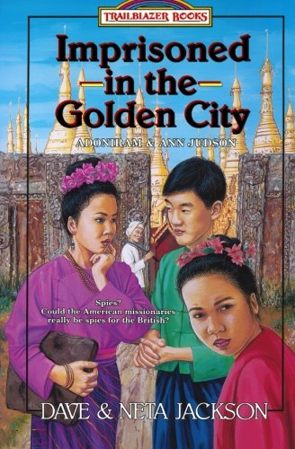 Imprisoned in the Golden City By Dave Jackson