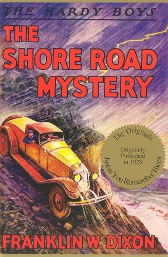 Shore Road Mystery By Franklin W Dixon