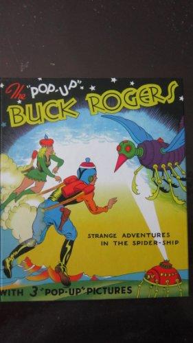 Buck Rogers Pop up Book By Dick Calkins