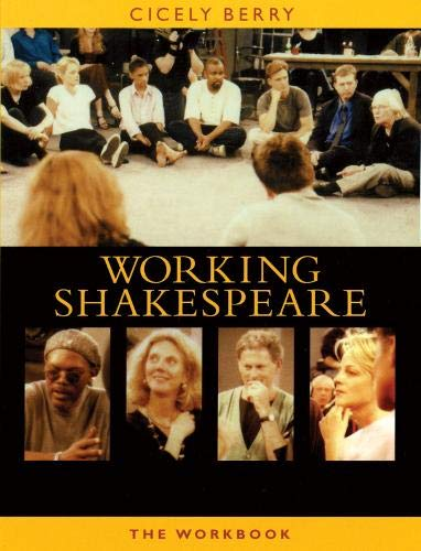 The Working Shakespeare Collection By Cicely Berry