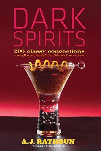 Dark Spirits by A. J. Rathbun