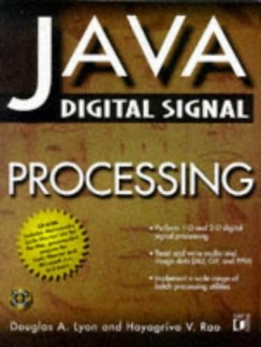 Java Digital Signal Processing By Douglas Lyon