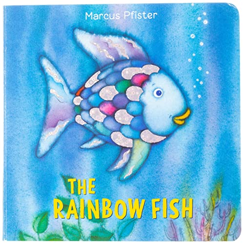Rainbow Fish Board Book von Marcus Pfister