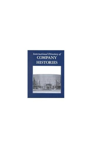 International Directory of Company Histories By Jay Pederson