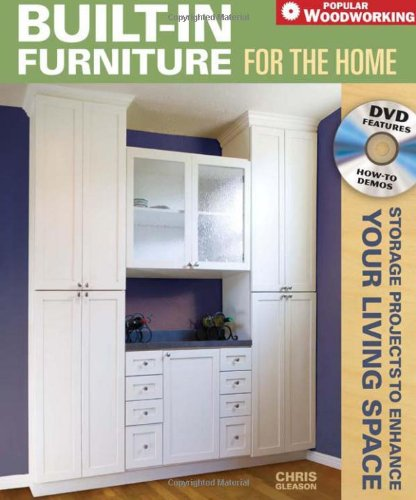 Built-In Furniture For The Home By Chris Gleason
