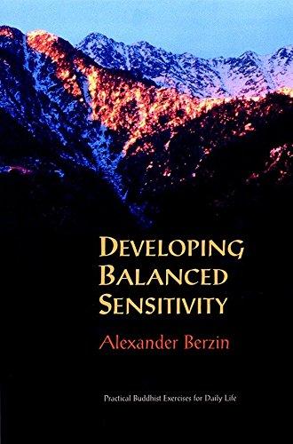 Developing Balanced Sensitivity By Alexander Berzin
