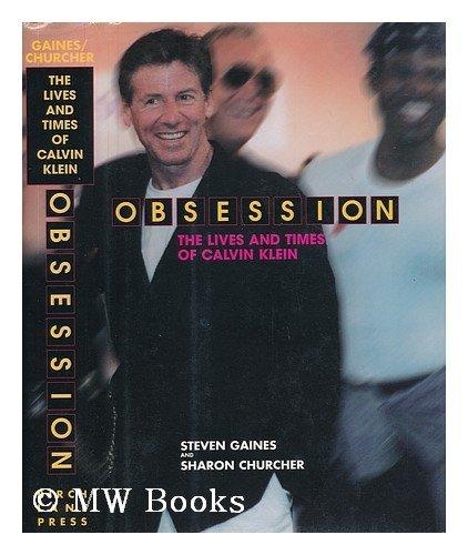 Obsession von Steven S Gaines