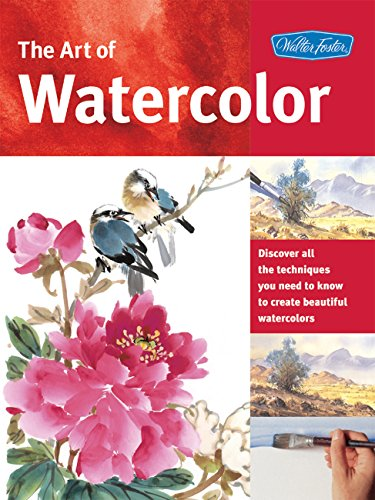 The Art of Watercolor By William Powell