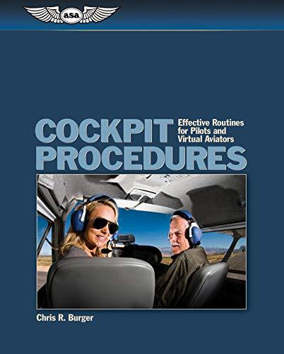 Cockpit Procedures By Chris R. Burger