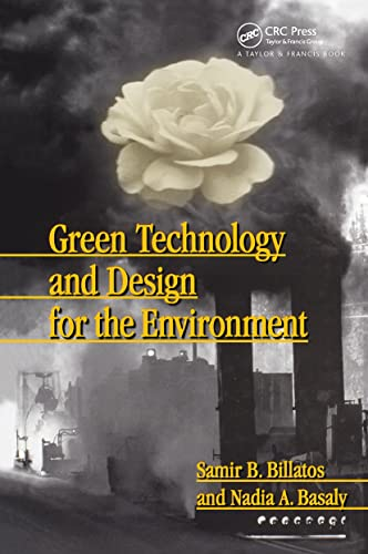 Green Technology and Design for the Environment by Samir B. Billatos