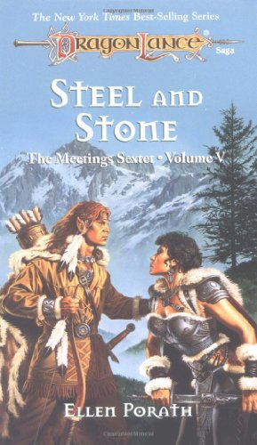 Steel and Stone By Ellen Porath