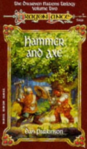 Hammer and Axe By Dan Parkinson
