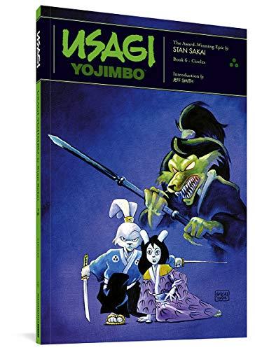 Usagi-Yojimbo-Book-6-Soft-Usagi-Yojimbo-Fantagrap-by-Sakai-Stan-1560971460