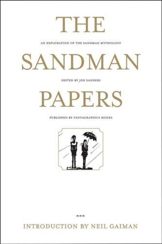 The Sandman Papers By Edited by Joe Sanders