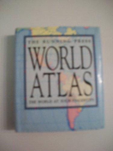 World Atlas: Miniature Edition by Running Press