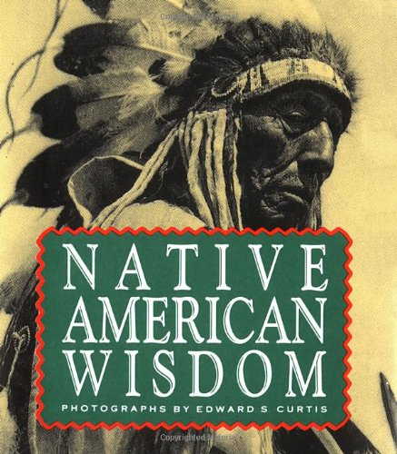 Native American Wisdom by Running Press