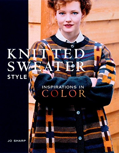 Knitted Sweater Style By Jo Sharp