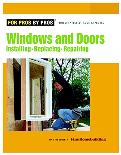 Windows and Doors By Fine Homebuilding