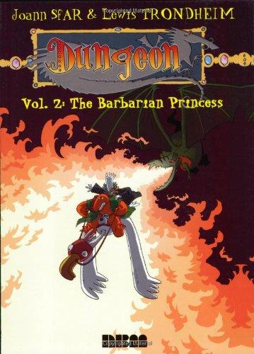 Dungeon: Zenith Vol.2 By Lewis Trondheim