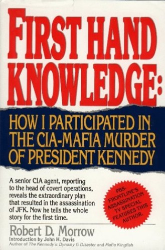 First Hand Knowledge By Robert Morrow