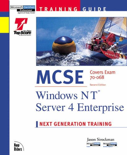 MCSE Training Guide By Jason Sirockman