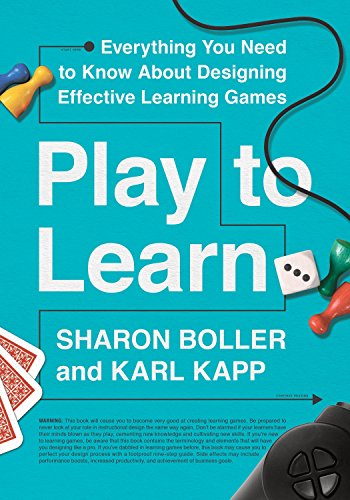 Play to Learn By Sharon Boller