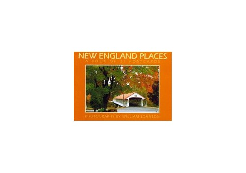New England Places Postcard Book By Browntrout Publishers