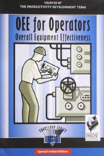 OEE for Operators By Productivity Press Development Team