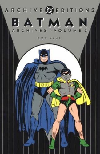 Batman Archives HC Vol 02 By Bob Kane