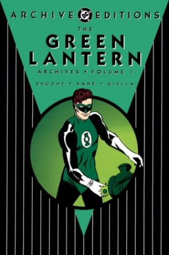 The Green Lantern Archives By DC Comics
