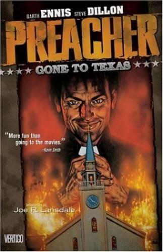 Preacher TP Vol 01 Gone To Texas New Edition By Garth Ennis