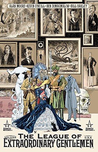The League Of Extraordinary Gentlemen, Vol. 1 By ALAN MOORE