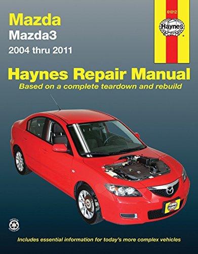 Mazda 3 By Haynes Publishing