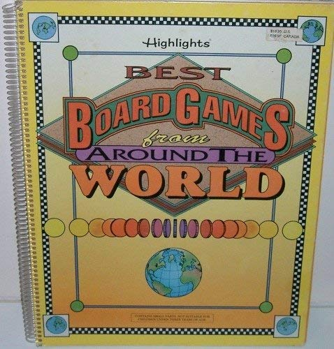 Best Board Games Around The World By Robert Dugan Used