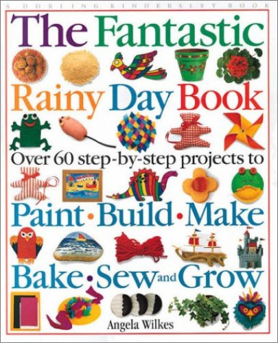 The Fantastic Rainy Day Book By Angela Wilkes