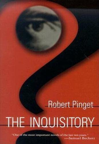 Inquisitory By Robert Pinget