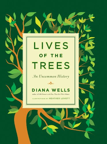 Lives of the Trees: an Uncommon History by Diana Wells