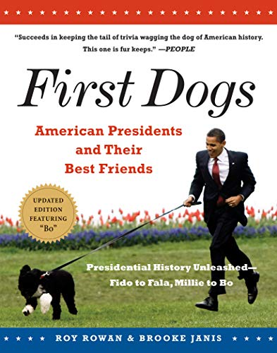 First Dogs By Brooke Janis