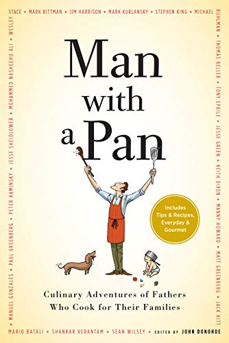 Man with a Pan By Professor of Law John Donohue (Stanford Law School)