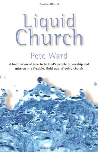 Liquid Church by Pete Ward