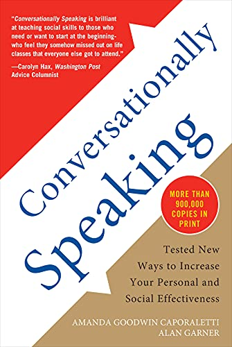Conversationally Speaking By Alan Garner
