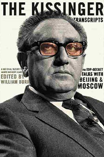 The Kissinger Transcripts By William Burr