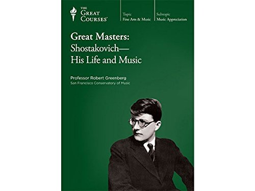 Great Masters: Shostakovich : His Life and Music